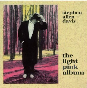 Stephen Allen Davis Light Pink Album