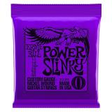 Ernie Ball Guitar Strings Power Slinky Gauges 11 14 18 28 38 48