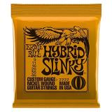 Ernie Ball Guitar Strings Hybrid Slinky Gauges 9 11 16 26 36 46