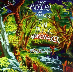 Apples In Stereo Fun Trick Noisemaker
