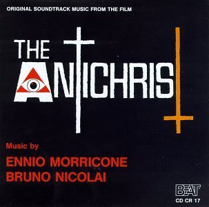 Antichrist Sepolta Viva Soundtrack Music By Morricone Nicolai