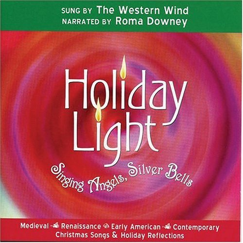 Western Wind Holiday Light Singing Angels S Nar By Roma Downey 2 CD