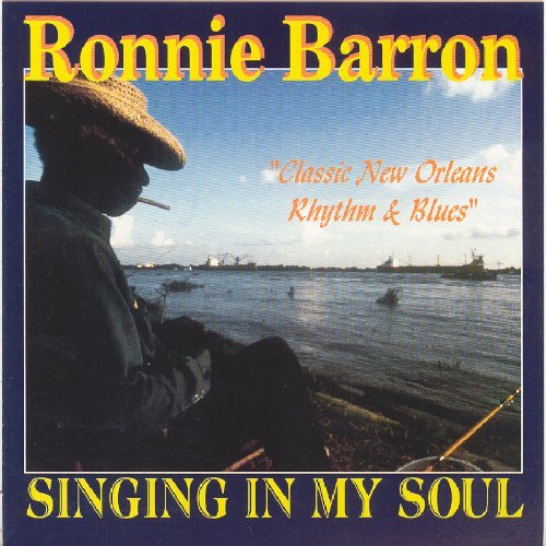Ronnie Barron My New Orleans Soul