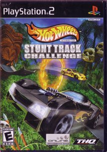 Ps2 Hot Wheels Stunt Track