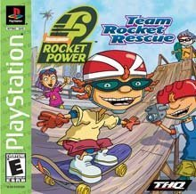 Psx Rocket Power Team Rocket Rescu E
