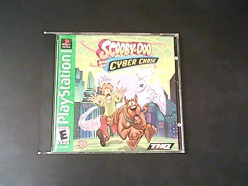 Psx Scooby Doo & The Cyberchase E