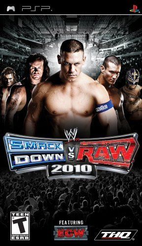 Psp Wwe Smackdown Vs Raw 10