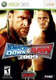 Xbox 360 Wwe Smackdown Vs. Raw 2009