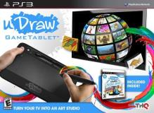 Ps3 Udraw Gametablet With Udraw Studio