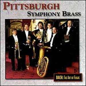 Johann Sebastian Bach Art Of Fugue Pittsburgh Sym Brass