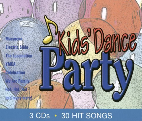 Kid's Dance Party Kid's Dance Party 3 CD
