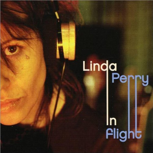 Linda Perry In Flight