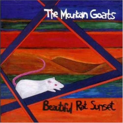 Mountain Goats Beautiful Rat Sunset