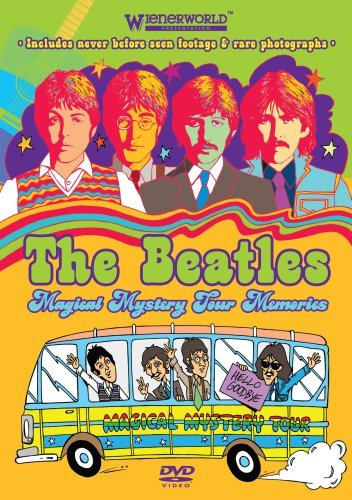 Beatles Magical Mystery Tour Memories Magical Mystery Tour Memories