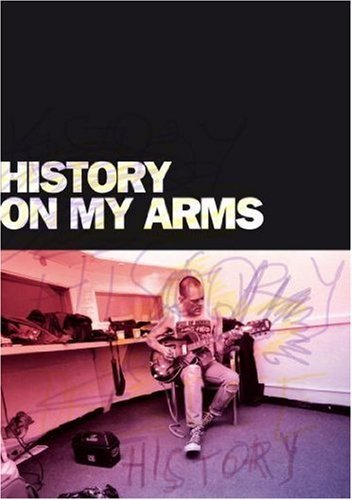 Dee Dee Ramone History On My Arms Incl. CD