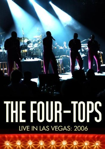 Four Tops Live In Las Vegas 2006 Nr