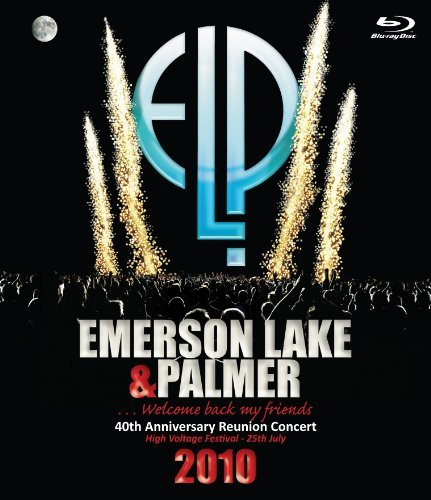 Emerson Lake & Palmer 40th Anniversary Reunion Conce Nr