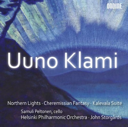 U. Klami Northern Lights Cheremissian Peltonen Storgards Helsinki Philharmoni