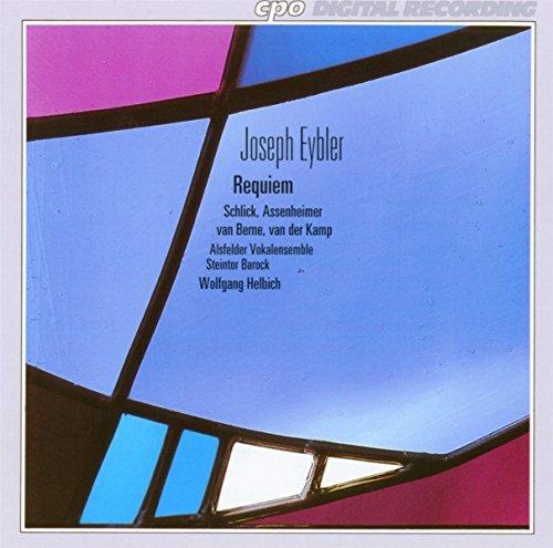 J. Eybler/Requiem@Schlick/Assenheimer/Van Berne
