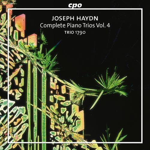 J. Haydn Trios Pno Comp Edition Vol. 4 Trio 1790