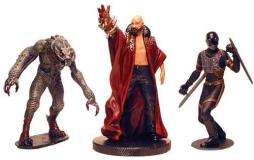 Pvc Set Hellboy Movie Bad Guys Pvc Set
