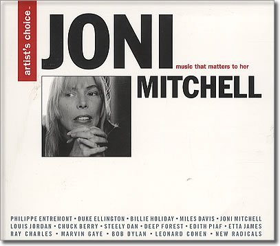 Artist's Choice Joni Mitchell