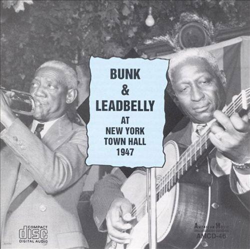 Bunk Johnson/At New York Town Hall 1947