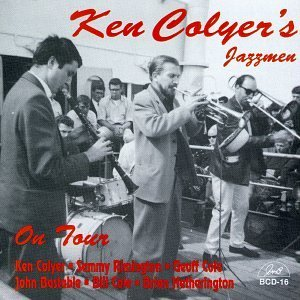 Ken Colyer Jazzmen On Tour