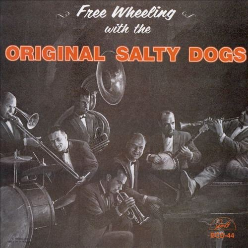 Salty Dogs Jazz Band Free Wheeling