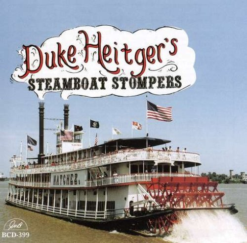 Duke Steamboat Stomper Heitger Duke Heitger's Steamboat Stomp