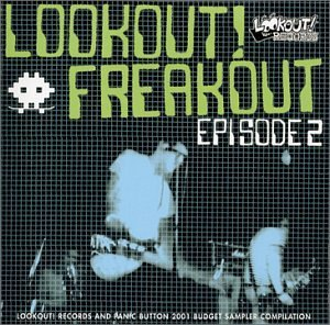 Lookout! Freakout Vol. 2 Lookout! Freakout Eyeliners Enemies Wanna Be's Lookout! Freakout