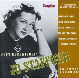 Jo Stafford Just Reminiscin'