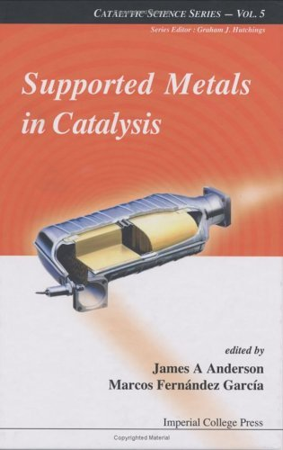 Marcos Fernandez Garcia Supported Metals In Catalysis