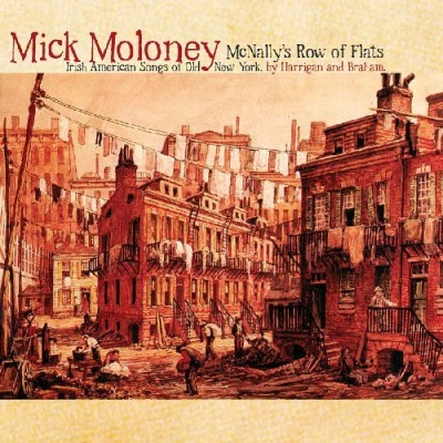 Mick Moloney Mcnally's Row Of Flats