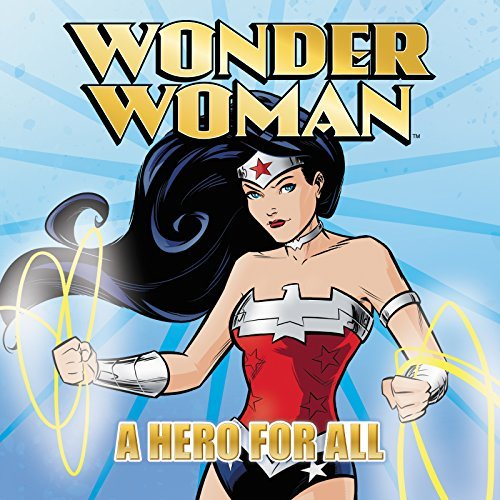 Liz Marsham Wonder Woman A Hero For All