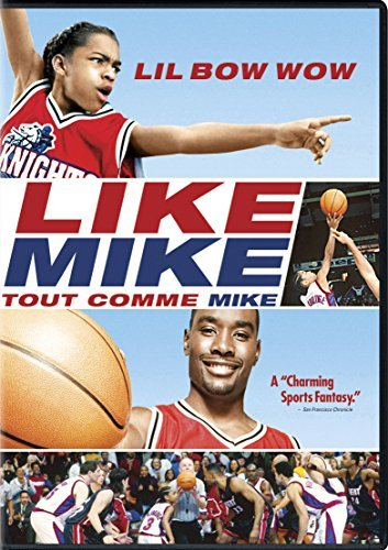 Like Mike Lil Bow Wow Chestnut Lipnicki DVD Pg