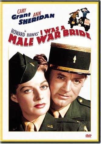 I Was A Male War Bride Grant Sheridan Marshall Stuart Clr Nr