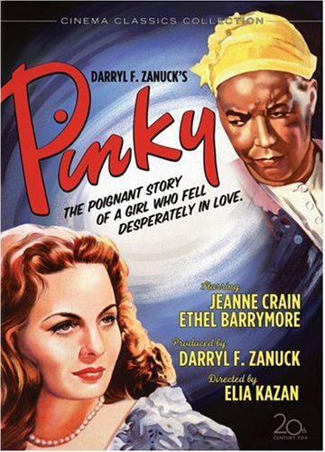 Pinky Crain Barrymore DVD Nr