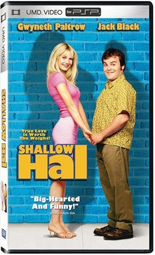 Bull Moose Shallow Hal Black Paltrow Clr Umd Pg13