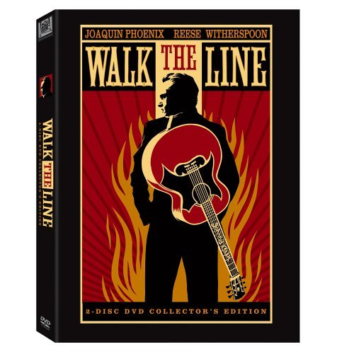 Walk The Line Whiterspoon Phoenix Clr Ws Nr 2 DVD Coll. Ed.