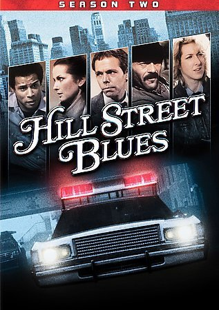 Hill Street Blues Season 2 Clr Nr 3 DVD