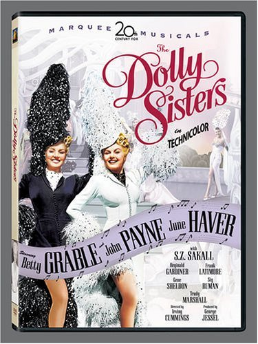 Dolly Sisters Grable Payne Haver Clr Nr