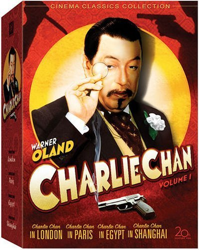 Warner Oland Vol. 1 Charlie Chan Collection Clr Nr 4 DVD