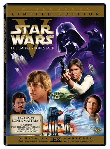 Star Wars Episode 5 Empire Strikes Back Hamill Ford Fisher Pg Clr Ws