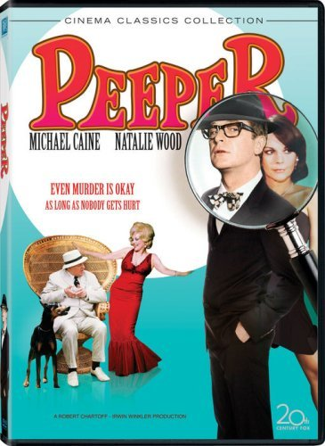 Peeper (1975) Caine Wood Clr Ws Pg