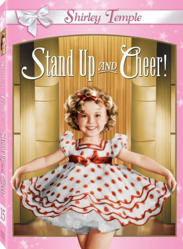 Stand Up & Cheer Temple Shirley G