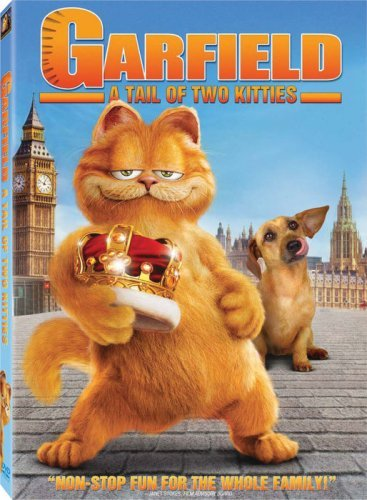 Garfield Tail Of Two Kitties Hewitt Connolly Ws Pg