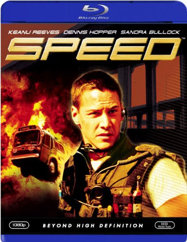Speed Reeves Bullock Hopper Blu Ray R