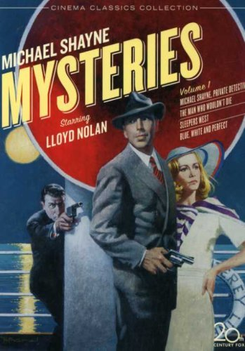 Michael Shayne Private Detecti Vol. 1 Clr Nr 2 DVD
