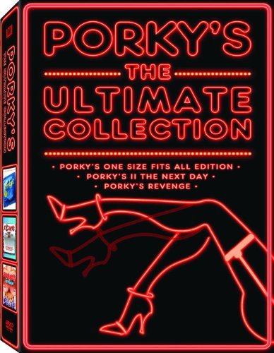 Porky's Ultimate Collection DVD Nr